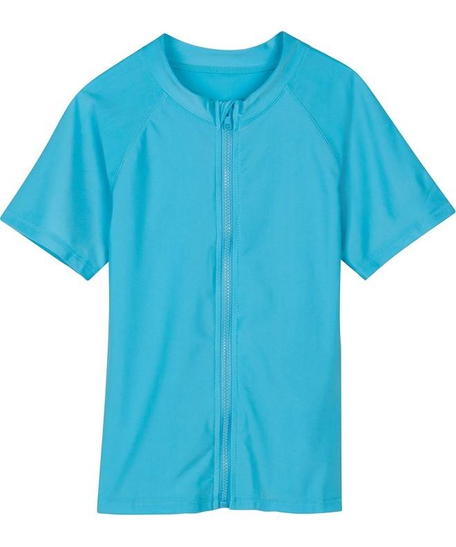 SwimZip Little Sleeve Rashguard Zipper