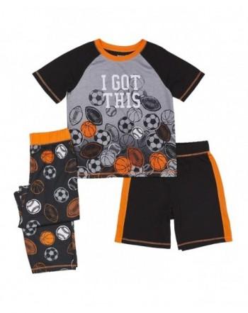 Komar Kids Piece Jersey Pajama