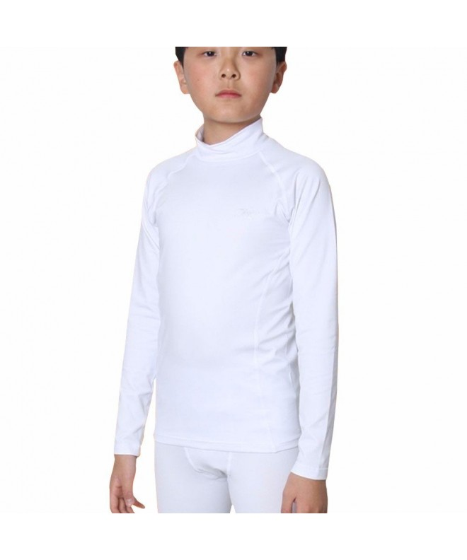 Thermal Underwear Compression Shirts Napping