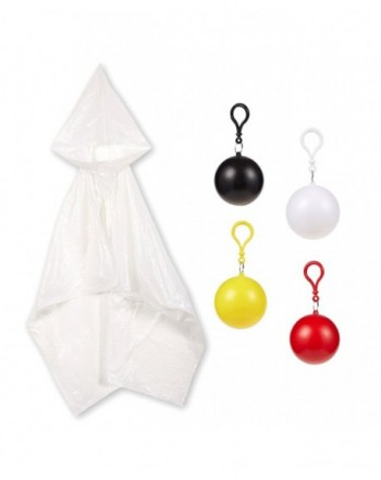 Pack Kids Disposable Ponchos Ball