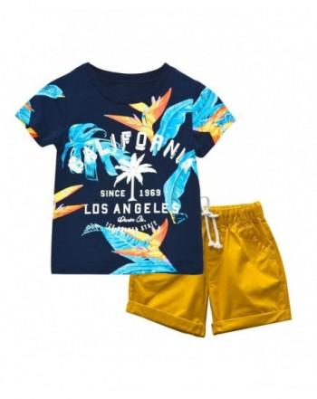 KISBINI California Summer Clothes Shirt