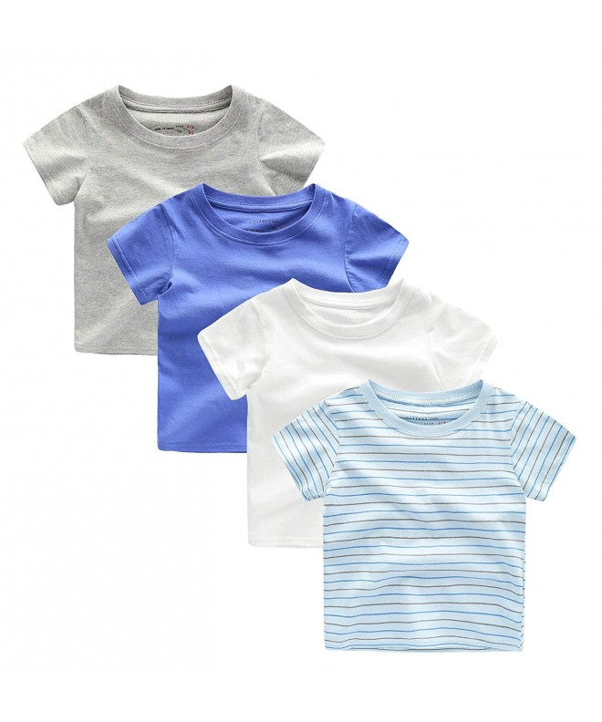 Abalaco Children Cotton Sleeve T Shirt