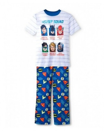 Justice League Sleep Squad Pajama