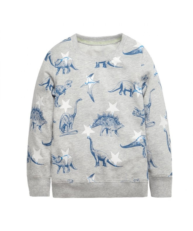 Unisex Cotton Crewneck Sweatershirts Jobakids