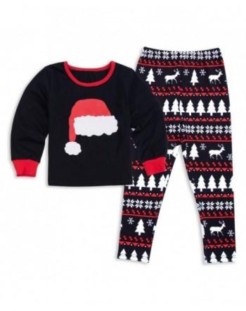 Vanbuy Christmas Matching Reindeer Sleepwear