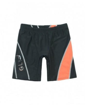 Shorts Protective Swimming Trunks Black