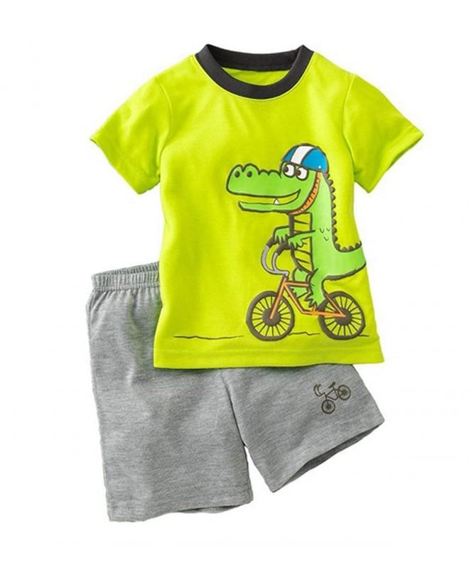 Kevins Mart 68 Bike Riding Crocodile