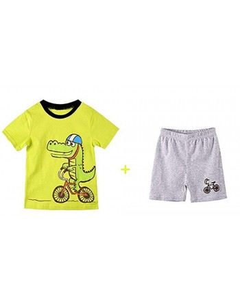 Latest Boys' Pajama Sets Online