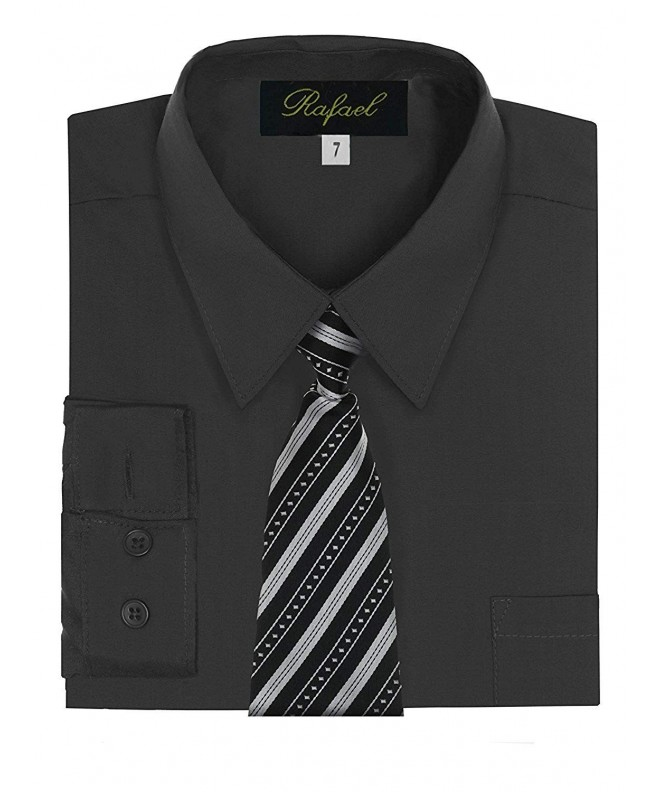 Rafael Boys Dress Shirt Tie