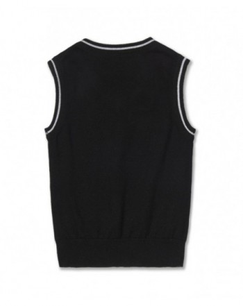 Cheap Designer Boys' Sweater Vests Online Sale