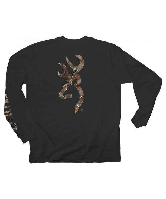 Browning Youth Buckmark T Shirt Sleeve