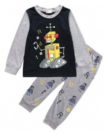 DDSOL Pajamas Clothes Children Sleepwear