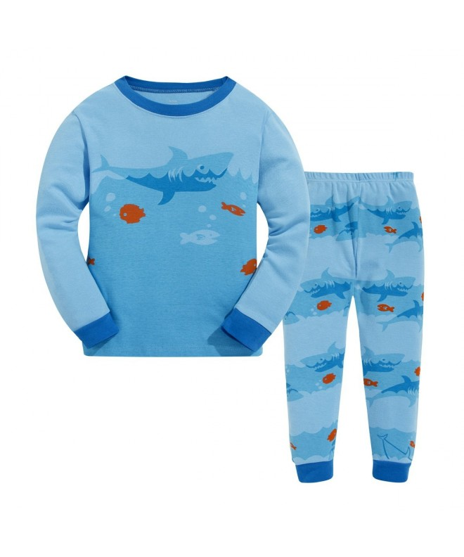 Masonanic Toddler Shark Pajama Cotton