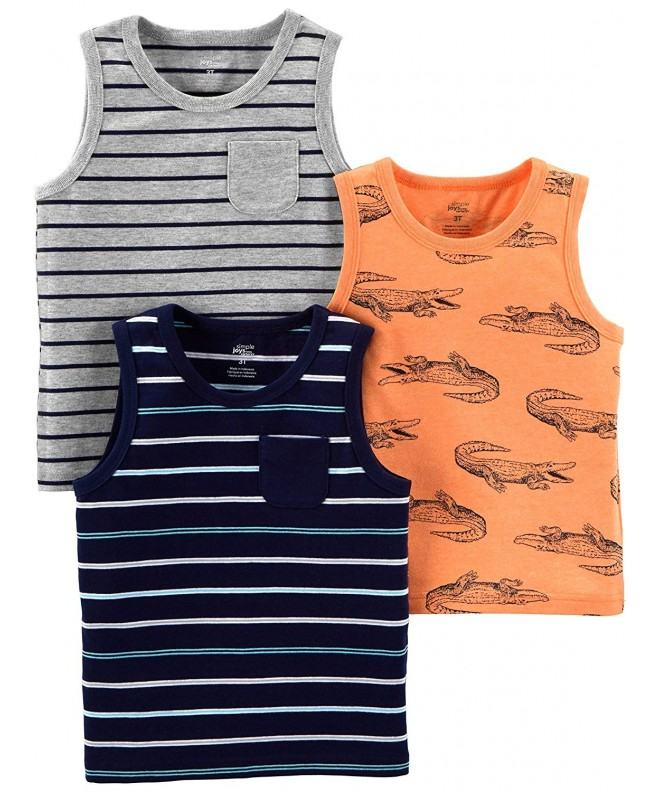 Simple Joys Carters Toddler 3 Pack