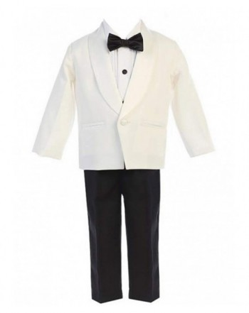 iGirldress Toddle Jacket Bowtie Tuxedo
