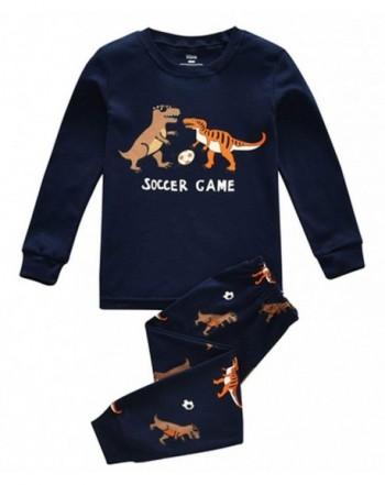 New Trendy Boys' Pajama Sets Online Sale