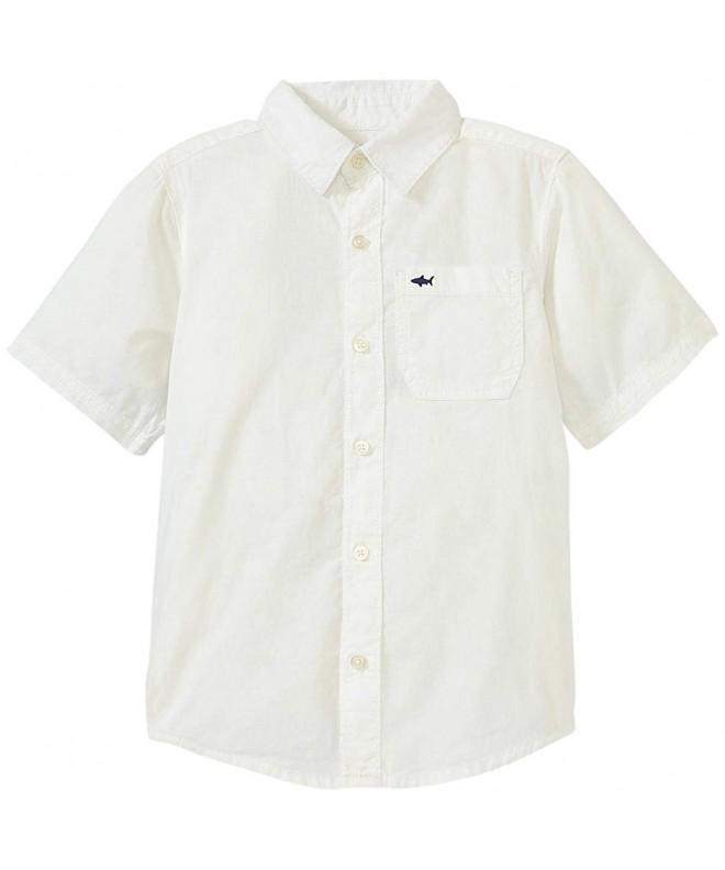 Carters Boys Woven Buttonfront 263g407