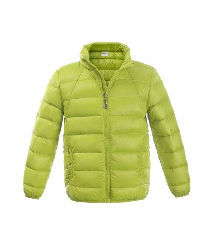 M2C Lightweight Packable Windproof Puffer