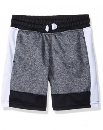 Southpole Little Colorblock Marled Shorts