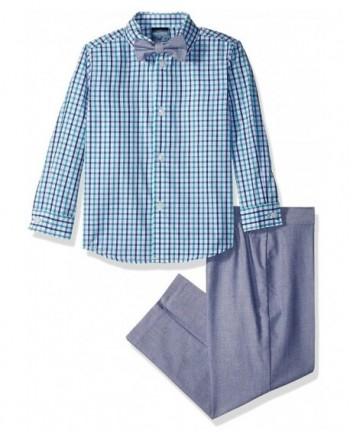 Nautica Three Piece Dresswear Bowtie