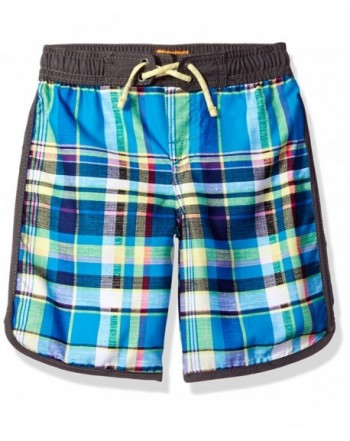 Tommy Bahama Boys Plaid Short