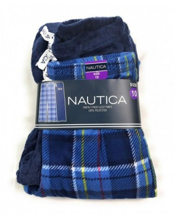 Nautica Youth Fleece Sleep Pants