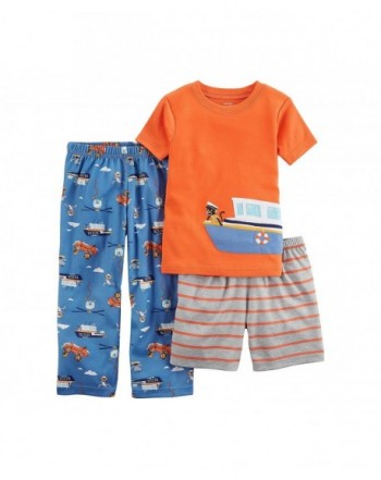 Carters 12M 12 Piece Rescue Pajama
