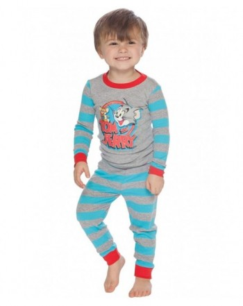 Intimo Boys Jerry Sleeve Pajama