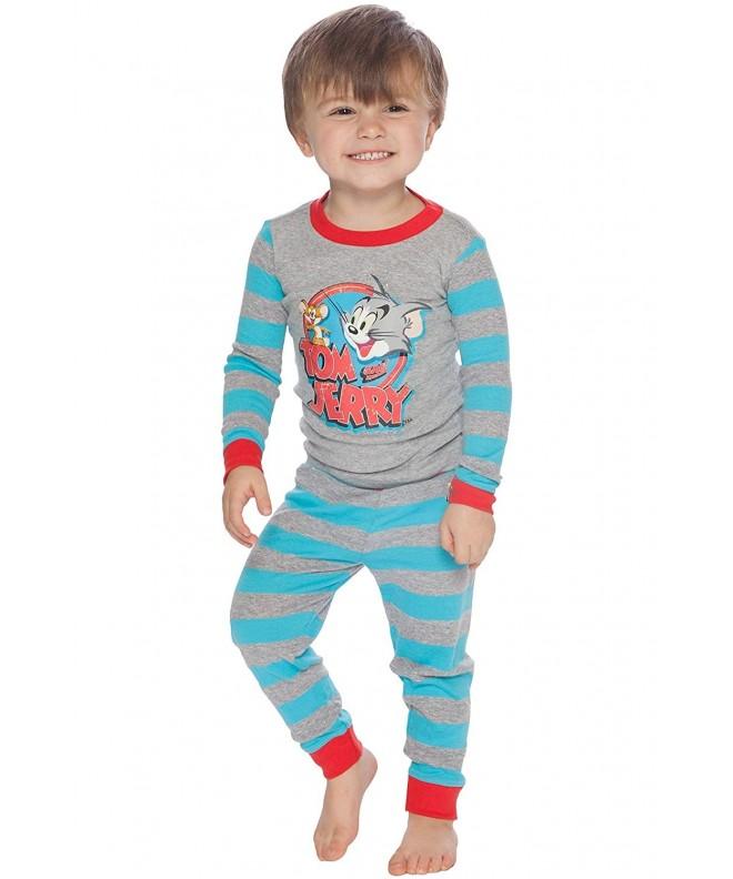 Intimo Boys Jerry Sleeve Pajama