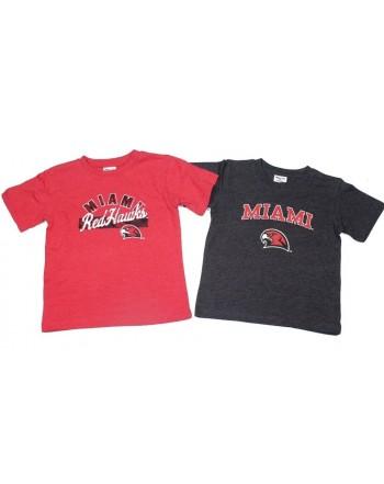Campus Lifestyle Toddler Redhawks Shirts