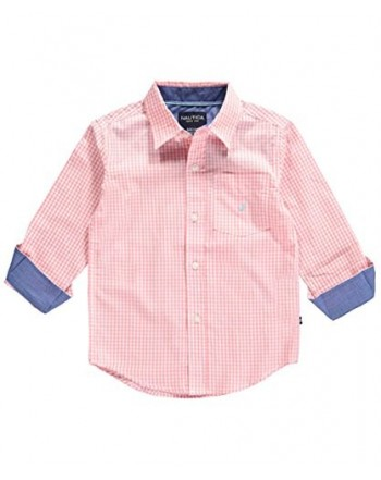 Boys' Button-Down & Dress Shirts