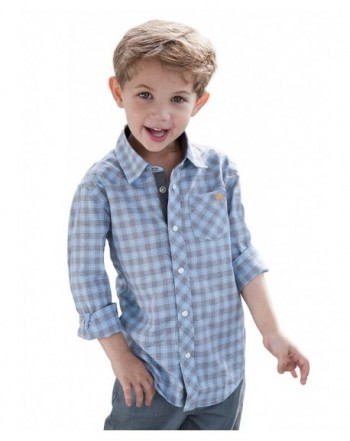 Dakomoda Toddler Cotton Check Western