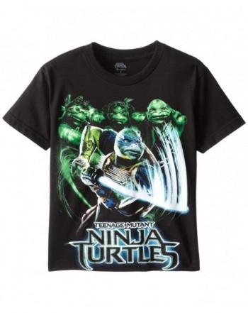 Teenage Mutant Turtles Action T Shirt