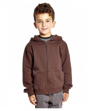 Leveret Toddler Hoodie Cotton Variety
