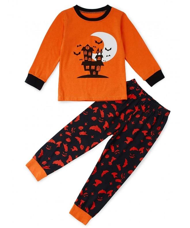 Loveternal Unisex Sleepwear Halloween Pajamas