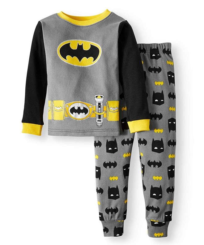 Comics Batman Toddler Cotton Pajamas