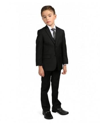 Ferrecci Boys Piece Suit Pants Vest Necktie Dress