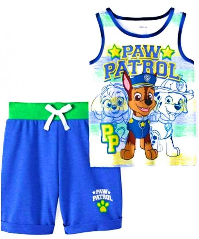 H I S Nickelodeon Patrol Little Shorts