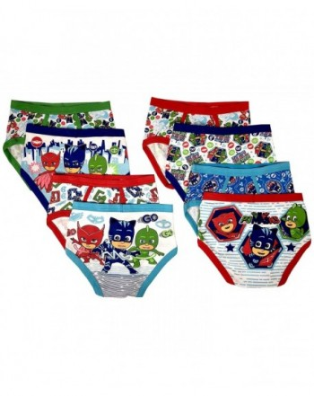 PJ Masks Boys Kids Underwear
