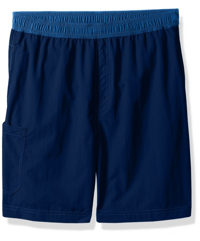 White Sierra Boys Water Shorts