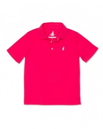 johnnie O Boys Fairway Prep Formance Polo