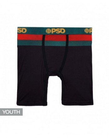 PSD Underwear Youth Green Athletic