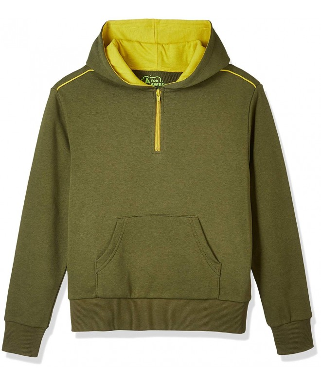 Awesome Youth Sleeve Hoodie Sweater