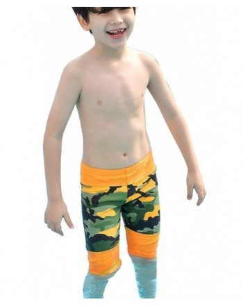 WUAMBO Solid Swimming Jammer Sport