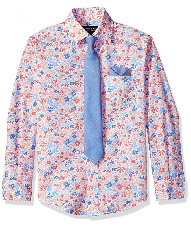 Steve Harvey Sleeve Solid Shirt