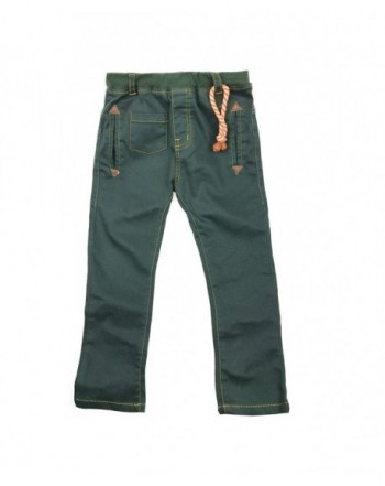 Abalaco Cotton Stretch Skinny Casual