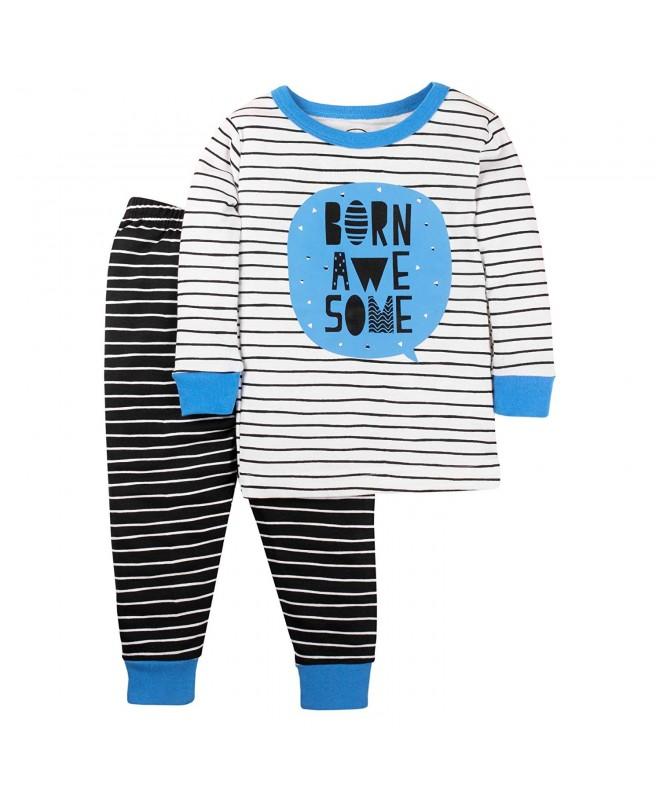 Lamaze Toddler Organic Longsleeve Pajamas