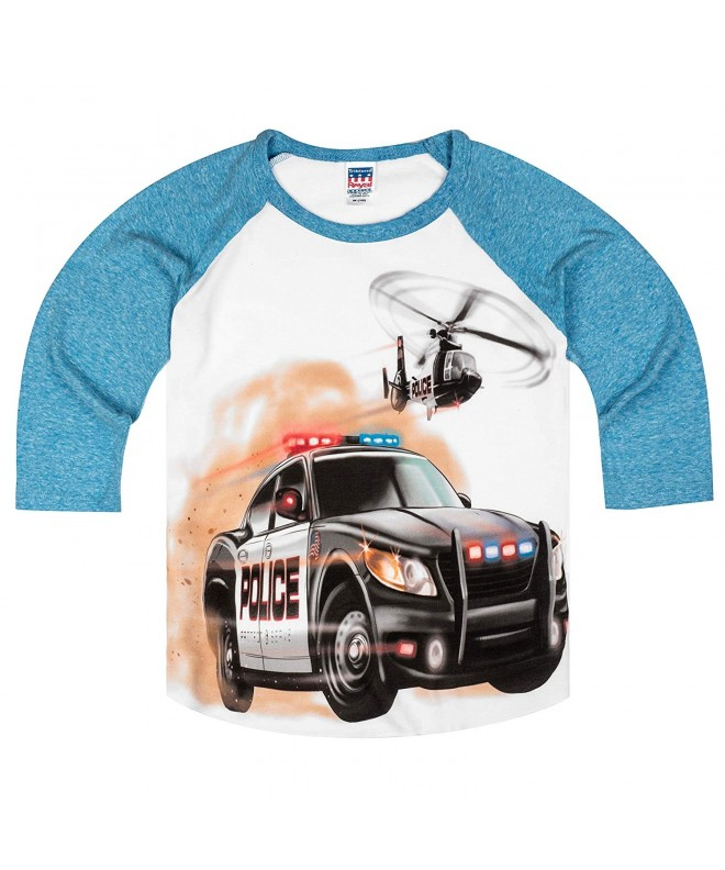 Shirts That Go Helicopter T Shirt