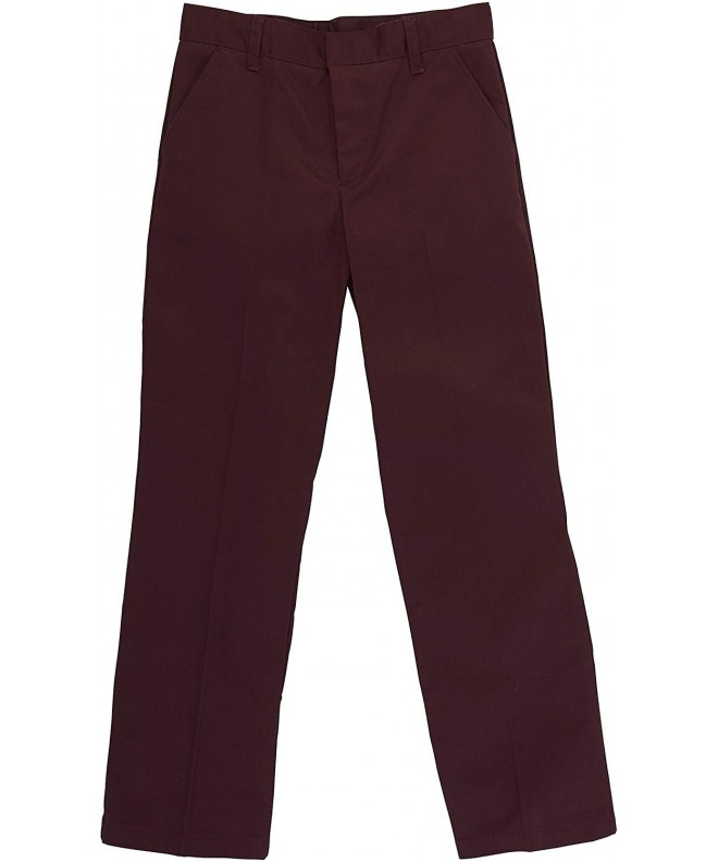 French Toast Adjustable Workwear Burgundy