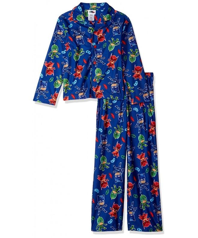 Masks Boys 2 Piece Pajama Coat